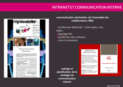intranet et communcation interne