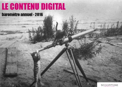 contenu digital 2016