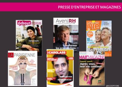presse magazines